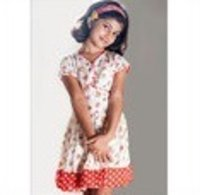 Cotton Printed Girls Frocks