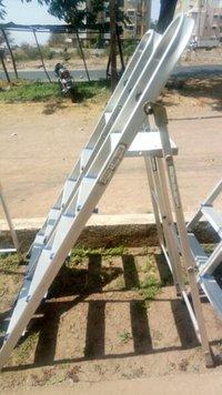 Heavy Duty Aluminium Ladder