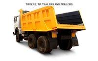 High Quality Tip Trailers