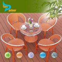 Outdoor Garden Dining Table Set