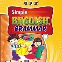 Children'S Simple English Grammar Books
