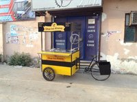 Golgappa Push Cart Trolley