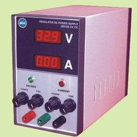 Regulated Variable Single Channel Dc Power Supply System