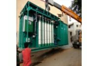 Sewage Treatment Plant Tank