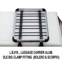Aluminium Roof Luggage Carrier