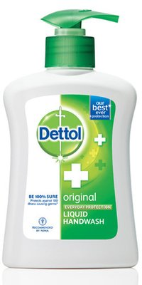 Original Liquid Hand Wash (Dettol)