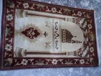 Woolen Prayer Carpet For Muslims
