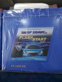 Sf Sonic Flash Start Automotive Battery