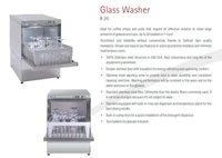 Electric Glass Washer B20