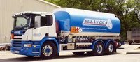 Heavy Duty Road Chemical Tanker