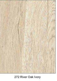 272 River Oak Ivory Melamine Particle Boards