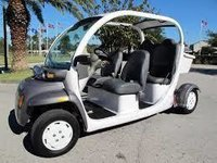 Four Seater Electric Vehicle