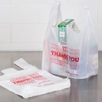 Shopping Carry Out Grocery Bags