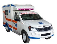 Air Conditioned Ambulance Van