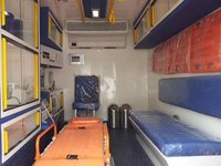 Ambulance Air Conditioning System
