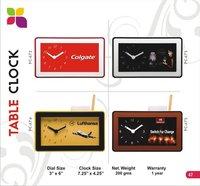 Trendy Promotional Table Clocks
