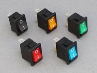 Electrical Indicator Switches