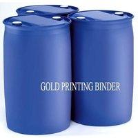 Textile Gold Printing Binder