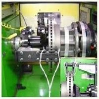 Aircraft Wheel Testing Machine