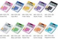 Electronic Pocket Casio Calculators