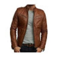 Demanded Pure Leather Jacket