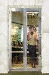Highly Durable Glass Door