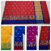 Traditional Muga Silk Sarees