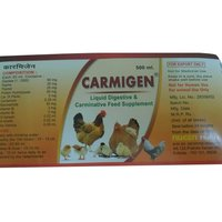 Carmigen - Liquid Digestive And Carminative Feed Supplement