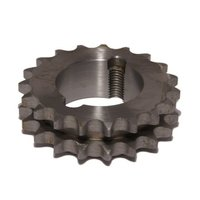 High Quality Duplex Sprocket