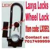 Aluminium Made Wheel Lock