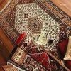 Hand Knotted Persian Woolen Carpet