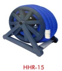 Hose Reel with Vacuum Hose