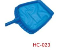Aluminium Leaf Skimmer With Blue Anodized Handle
