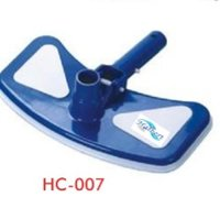 Deluxe Liner VAC Head with Bumber Cast Iron Weight