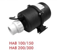 Heavy Duty Plastic Air Blower