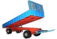 TRL A Type Tipping Trailers