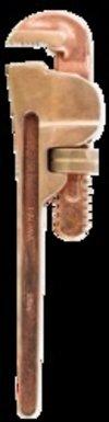 Copper Titanium Non Sparking Pipe Wrench