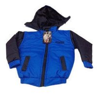 Blue Colored Winter Jacket