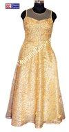 Trendy Look Party Wear Ladies Gown