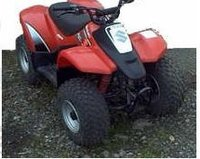 Suzuki Quad Sports Bike 50