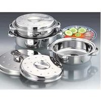 Roaster Stainless Steel Pots