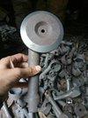 Spheroid Graphite Iron (Sgi) Casting