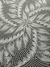 Beautiful Design Knitted Lace
