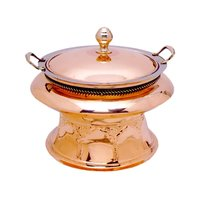 Copper Chafing Dish (Sv 634)