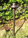 High Quality Brass Path Light