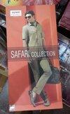 Comfortable Soft Safari Suits
