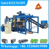 Automatic Hydraulic Cement Block Making Machine For Hollow Block