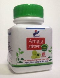 Amala P Capsule For Immunity, Digestion, Liver And Eye