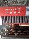Dazu B3015 Laser Cutting Machine in Jiangsu