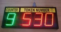 Led Token Display Board
